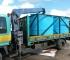 Кассета для перевозки жидкостей 2х6000 литров